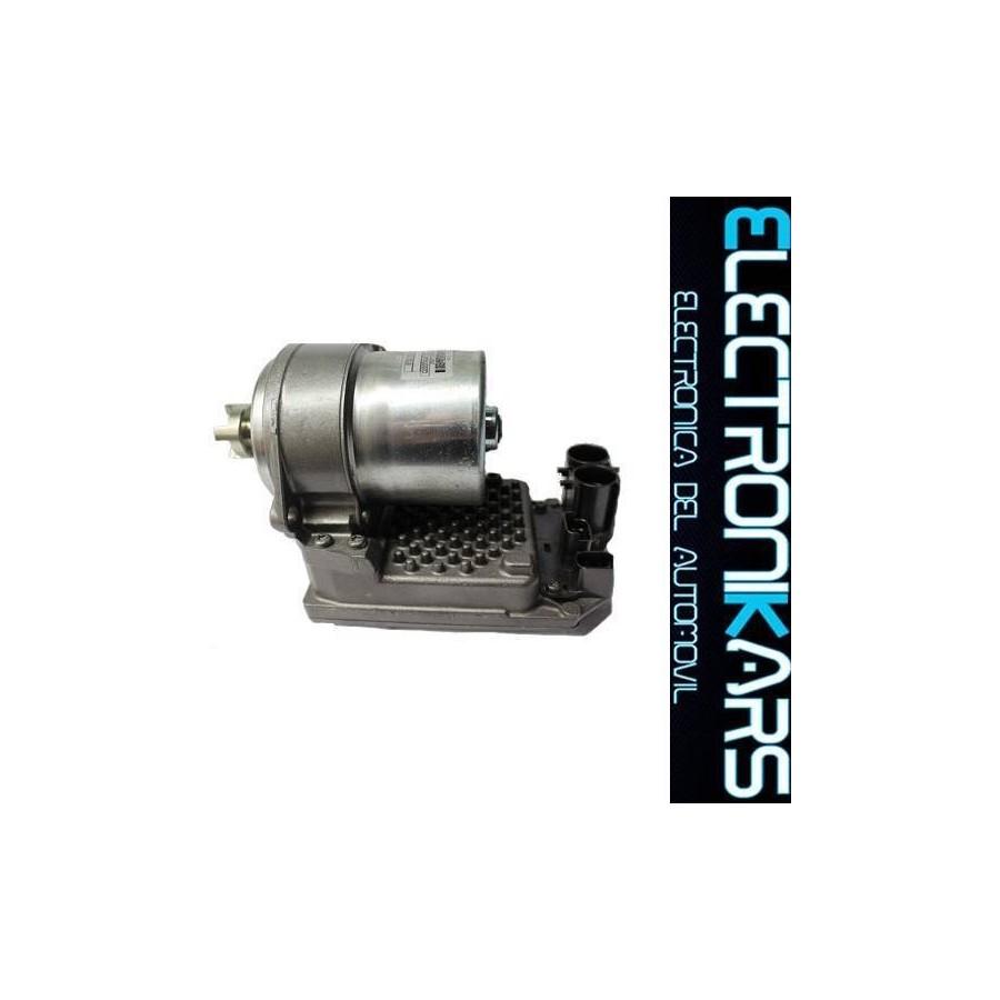 PEUGEOT 207 Motor de direccion asistida con unidad