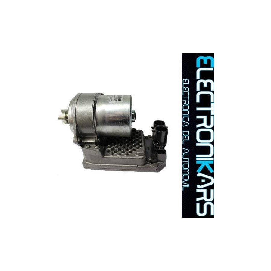 PEUGEOT 207 Power steering motor with unit