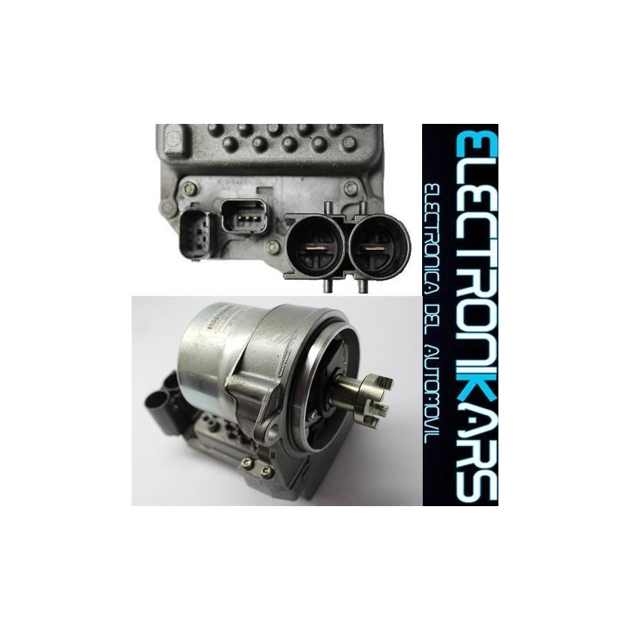 CITROEN C3 PICASSO Power steering motor with unit