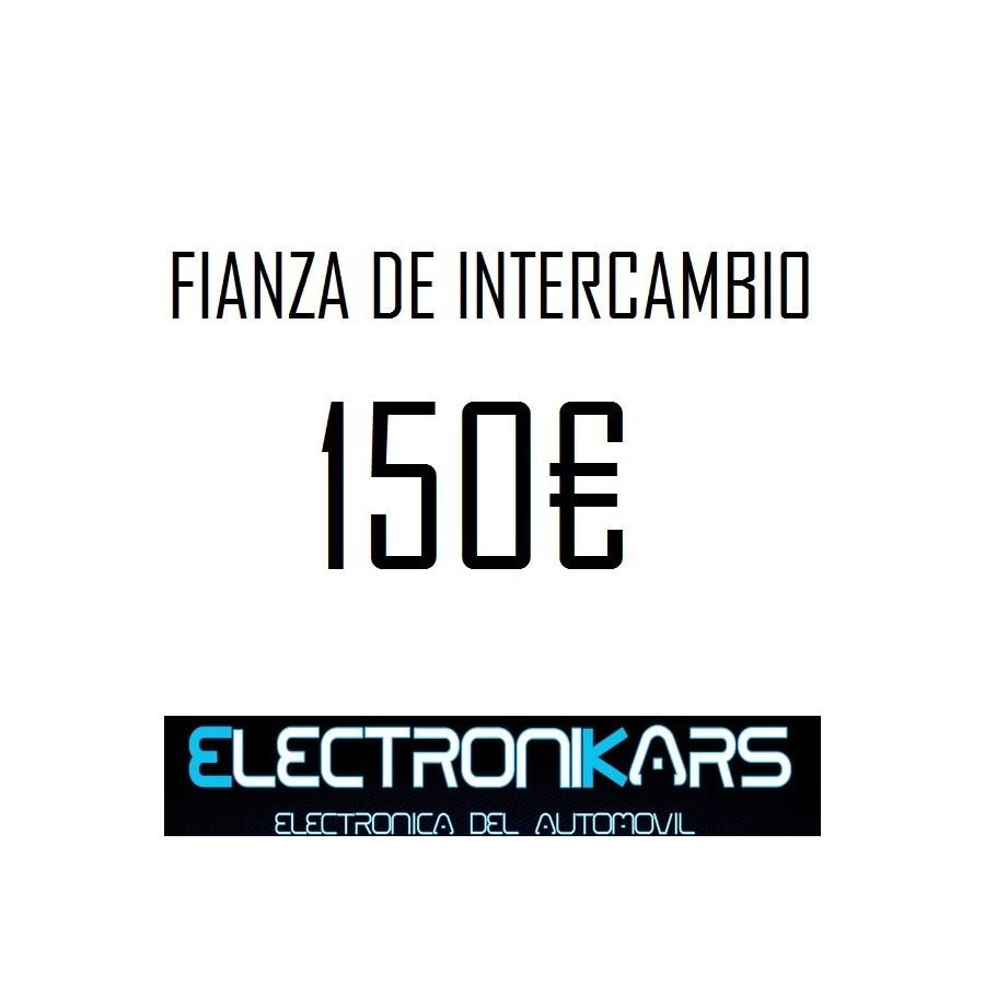 FIANZA INTERCAMBIO 150€